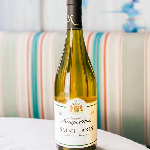 Mauperthius St-Bris, Sauv. Blanc White Wine
