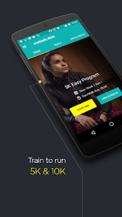 mobiefit RUN 5K & 10K Trainer- screenshot thumbnail