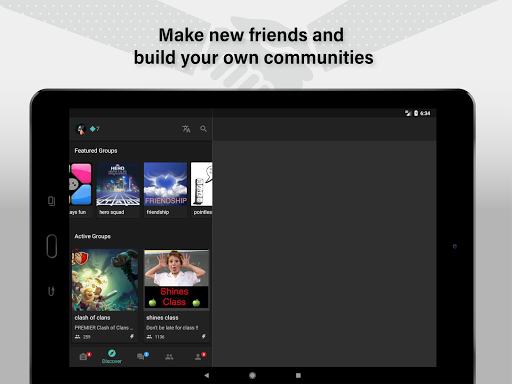 Palringo Group Messenger screenshot 6