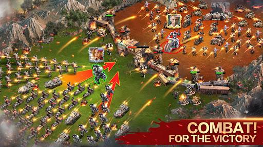 Haze of War - The Best Strategy Game 1.0.5 APK MOD screenshots 2