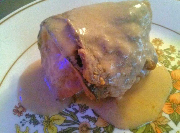 Steak-wrapped Salmon With Wine Dijon Bechamel Recipe