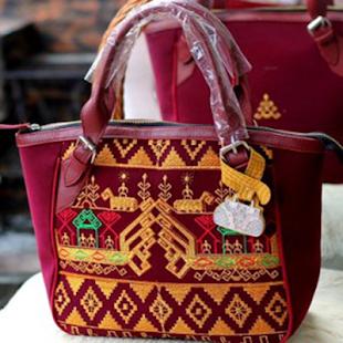 Lampung Bag Design - náhled