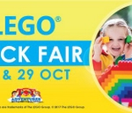 LEGO® Brick Fair : The Grove Mall