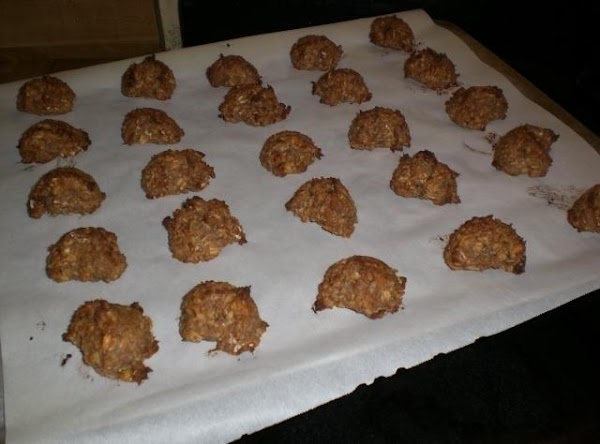 Banana Oats Apple Walnut Morsels Recipe