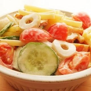 Japanese Mom's Napa Cabbage Salad