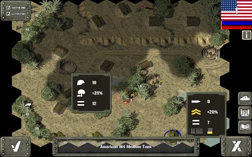Télécharger Gratuit Tank Battle: Pacific mod apk screenshots 2