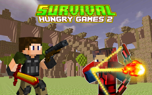 The Survival Hungry Games 2 Hack for the game