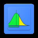 Distribució Normal icon