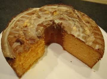 Southern Lady Orange Cake