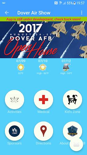 Thunder Over Dover  screenshots 1