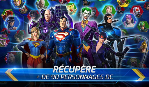 DC Legends lutte pour just.  captures d'u00e9cran 2