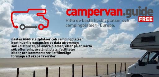 avstånd karta europa Campervan.Guide Free – Appar på Google Play avstånd karta europa