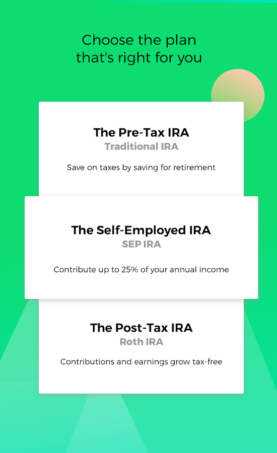 Vault - Save for retirement every time you're paid- screenshot
