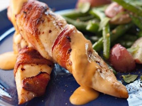 Bacon Wrapped Chicken Recipe