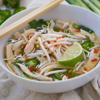 Pho Ga | Vietnamese Chicken Noodle Soup