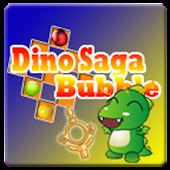 Dino Saga Bubble