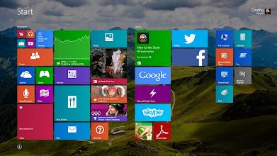 Photo: Microsoft Windows 9 Design Concept: Modern Environment Start Screen  https://www.youtube.com/watch?list=PLDLw5owfnUAxlJKuqdnNoLVcN7XizEBPU&v=-cUJhaZ0Xq4