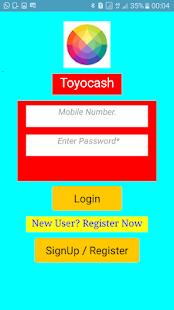Toyocash - náhled