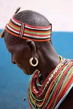 Photo: Signora della tribu' dei Rendile