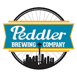 Logo for Peddler Brewing Co