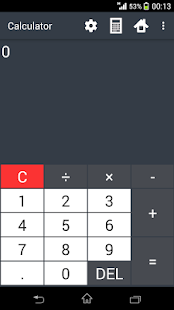 Building calculator- screenshot thumbnail
