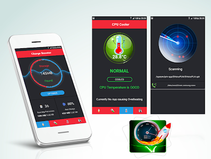 Download Cleaner Speed Boost Battery Saver For PC Windows and Mac apk screenshot 1