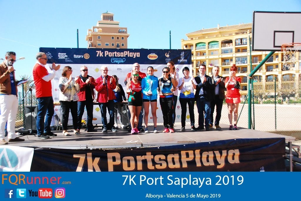 Fotos 7K Port Saplaya 2019