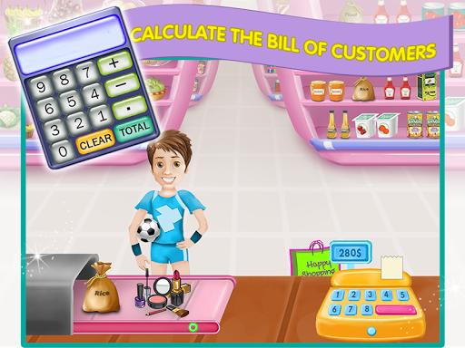 玩免費教育APP|下載我的小超市收銀員 app不用錢|硬是要APP