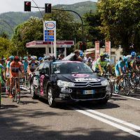 Giro d Italia a La Spezia di