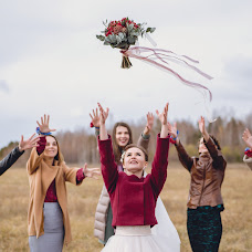 Wedding photographer Valentina Dikaya (DikayaValentina). Photo of 28.02.2018