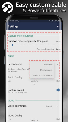 ScreenR - Instant Replay Screen Recorder ss3