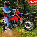 Incredible Trial Bike Racing Games-Dirt Bike Stunt icon