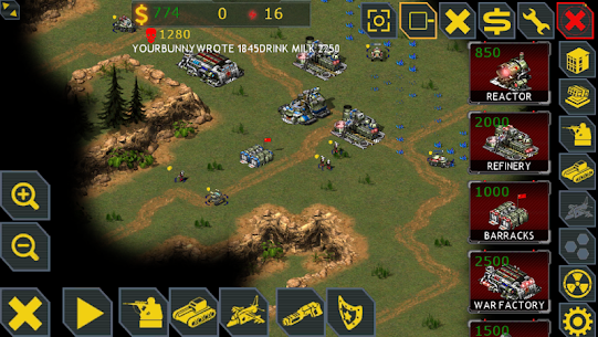 Redsun RTS Premium Mod Apk Download For Android and Iphone 7