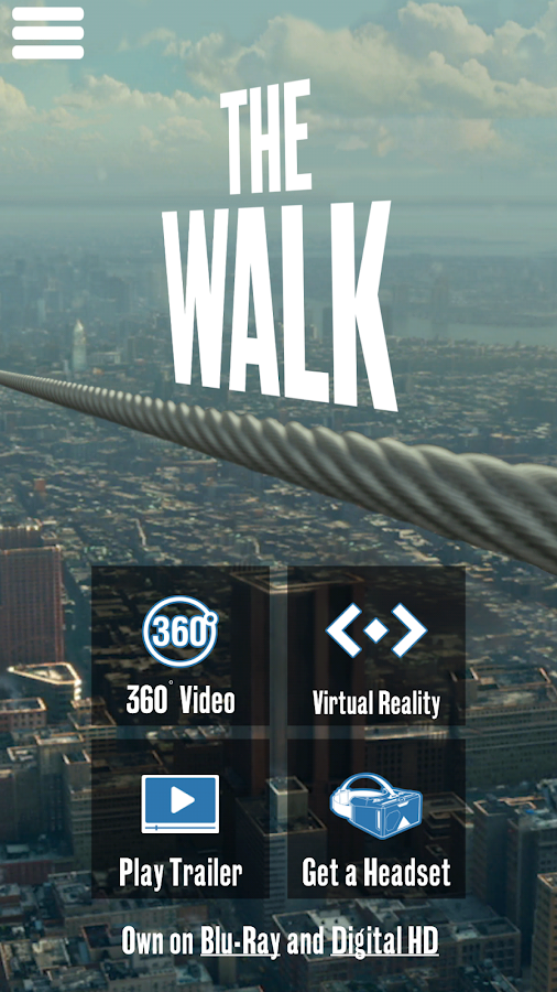 The Walk VR- screenshot