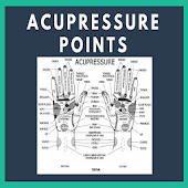 Acupressure Points Tips