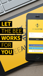 BeeAlertFX screenshot