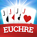 Euchre Free: Classic Card Games For Addict Players icon