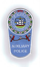 Photo: Alexandria Police, Auxiliary (Defunct Unit)