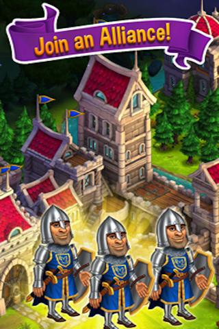 CastleVille Legends screenshot 3