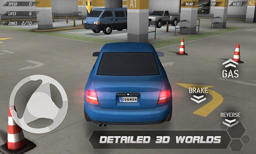 Parking Reloaded 3D u0635u0648u0631 1