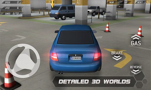 Parking Reloaded 3D App Download For Android 1