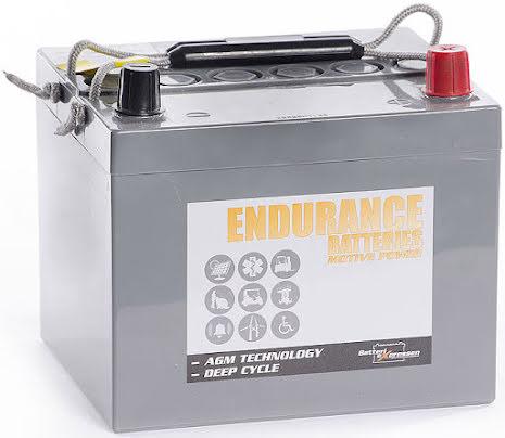 AGM Batteri 12V 46Ah CCA230A