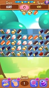 Foody Crush screenshot