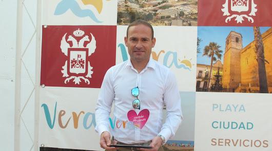 El mítico futbolista Nino será el pregonero de las Ferias de Vera 2021
