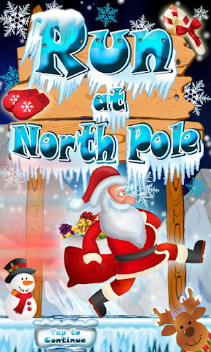 Run At North Pole 1.2 screenshots 11
