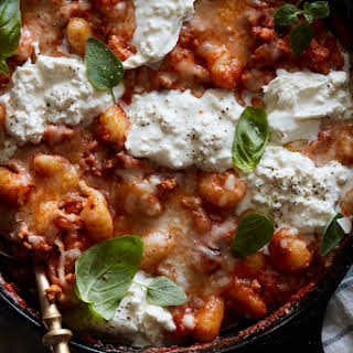 Baked Gnocchi Chicken Recipes.