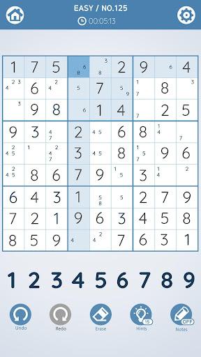 Sudoku 2020 : Evolve Your Brain apkmartins screenshots 1