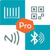 WOW Scanner-Pro[BAR-CODE,QR-CODE, NFC, BLE-BEACON]