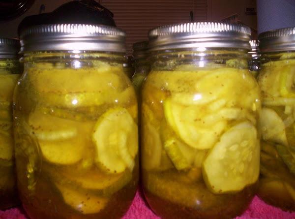 Homemade Bread & Butter Pickles Recipe
