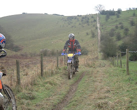 Photo: Butser hill 2003?